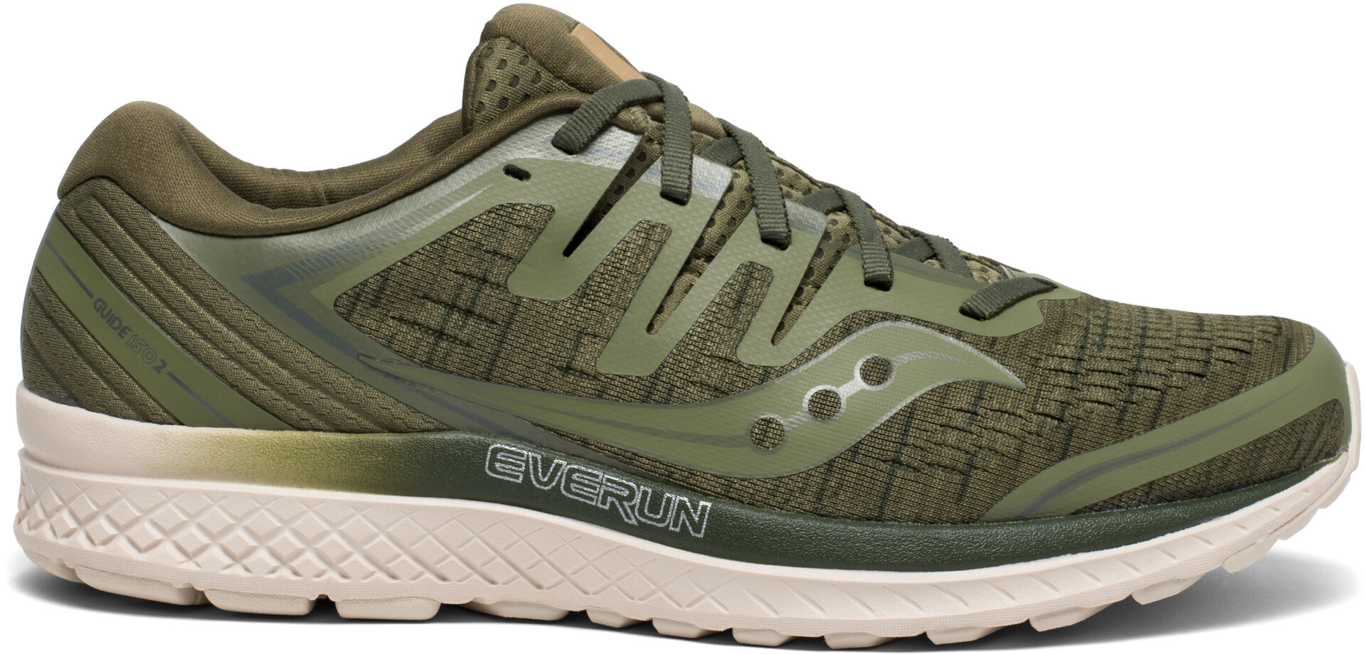 Saucony Chaussures Iso Boutique Guide Olive Homme De Running 2 HrrOqtT b457969dd600